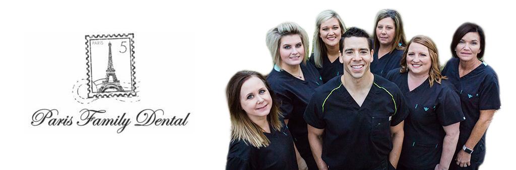 Dental Paris Texas - Header 1